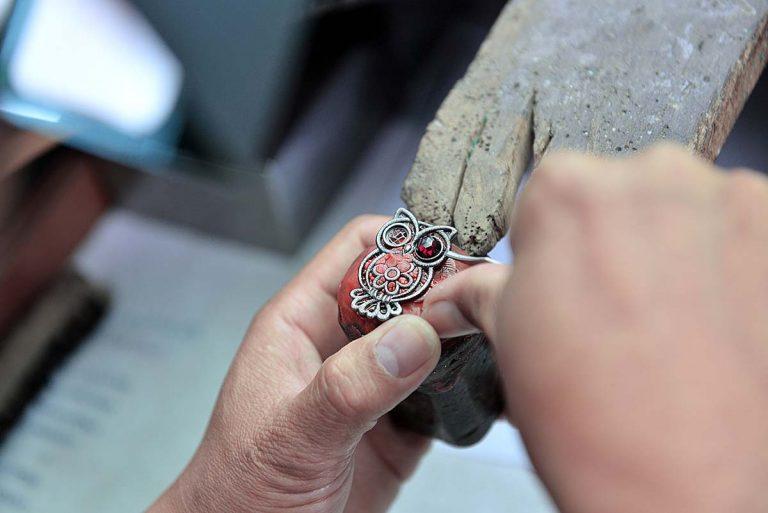 Bijoux sur-mesure | Etapes de fabrication des bijoux